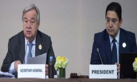 Le Secrétaire général de l'ONU fait le point sur la mise en œuvre du Pacte mondial pour des migrations sûres, ordonnées et régulières