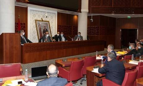 Fiscalité des collectivités territoriales  :  Le projet de loi 07.20  en débat à la 1re Chambre