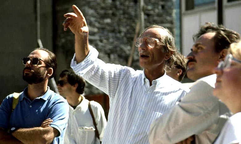 L'architecte suisse Luigi Snozzi n'est plus