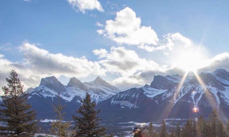 La DGM prévoit pour la journée de ce mardi, un temps assez froid à froid sur les reliefs et les Hauts plateaux avec gelée par endroits. Ph : DR