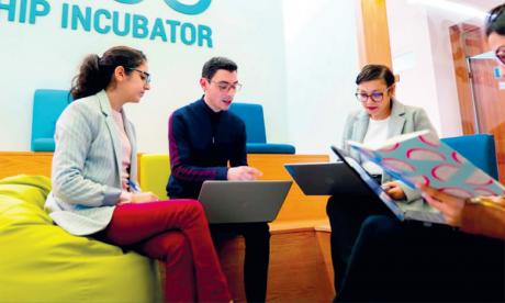 Lancement de la première unité  de l'incubateur de leadership  au profit des jeunes