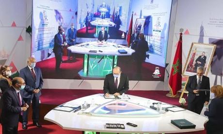 Al Omrane Expo 2020: Signature de deux contrats de financement pour des projets de R&D