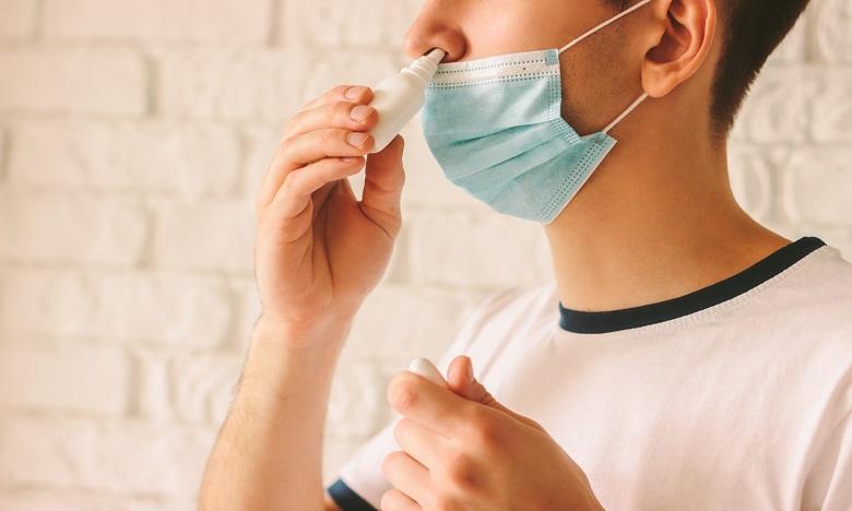 Des chercheurs américains travaillent sur un spray nasal contre le Covid-19