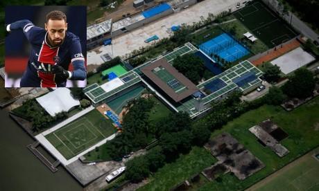 Enquête ouverte sur le réveillon géant de Neymar
