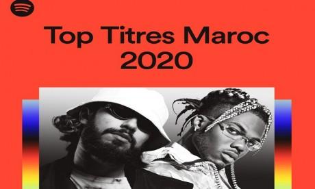 WRAPPED 2020 : Spotify annonce les meilleures chansons, artistes et albums au Maroc
