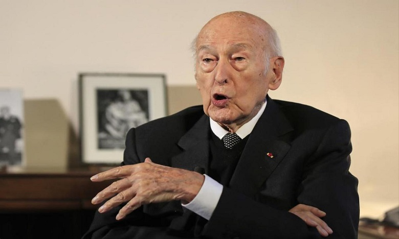 L'ancien président français Valéry Giscard d'Estaing est mort (entourage)