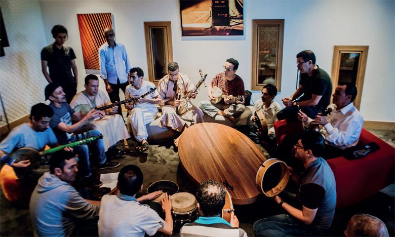Publication d'une anthologie sur la musique amazighe