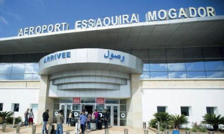 Recul de plus de 63% du trafic  aéroportuaire à fin novembre