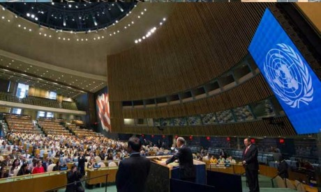 L'AG de l'ONU approuve une résolution marocaine