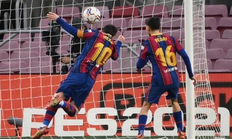 Messi égale un record de buts de Pelé