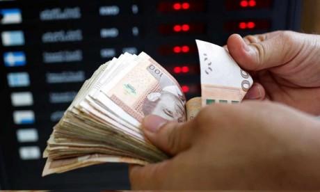 Le dirham s'apprécie de 0,30% face à l'euro