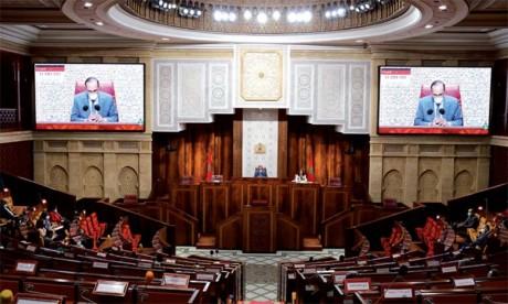 La Chambre des représentants adopte six textes législatifs, dont trois propositions de loi