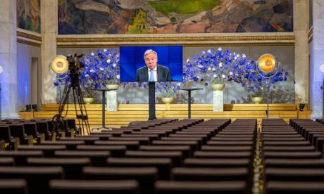 Covid-19: Le chef de l'ONU appelle à faire de 2021 une «année de guérison»