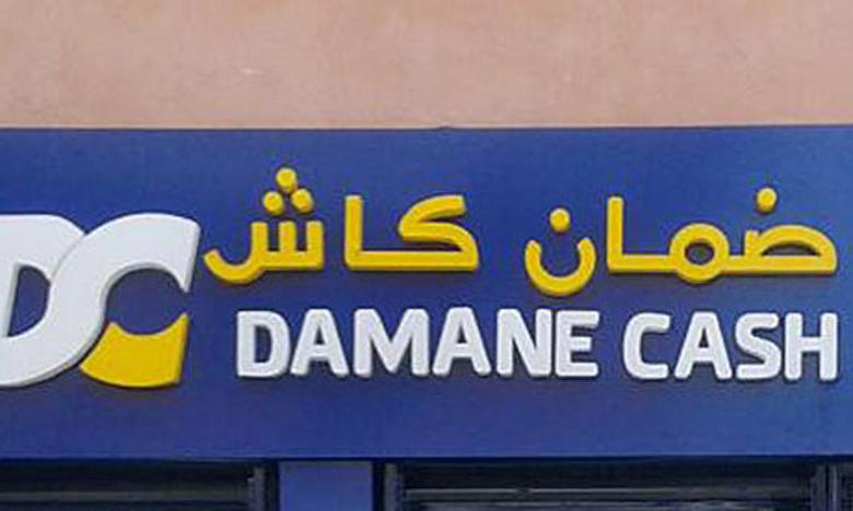 Damane Cash est une filiale à 100% de Bank Of Africa.