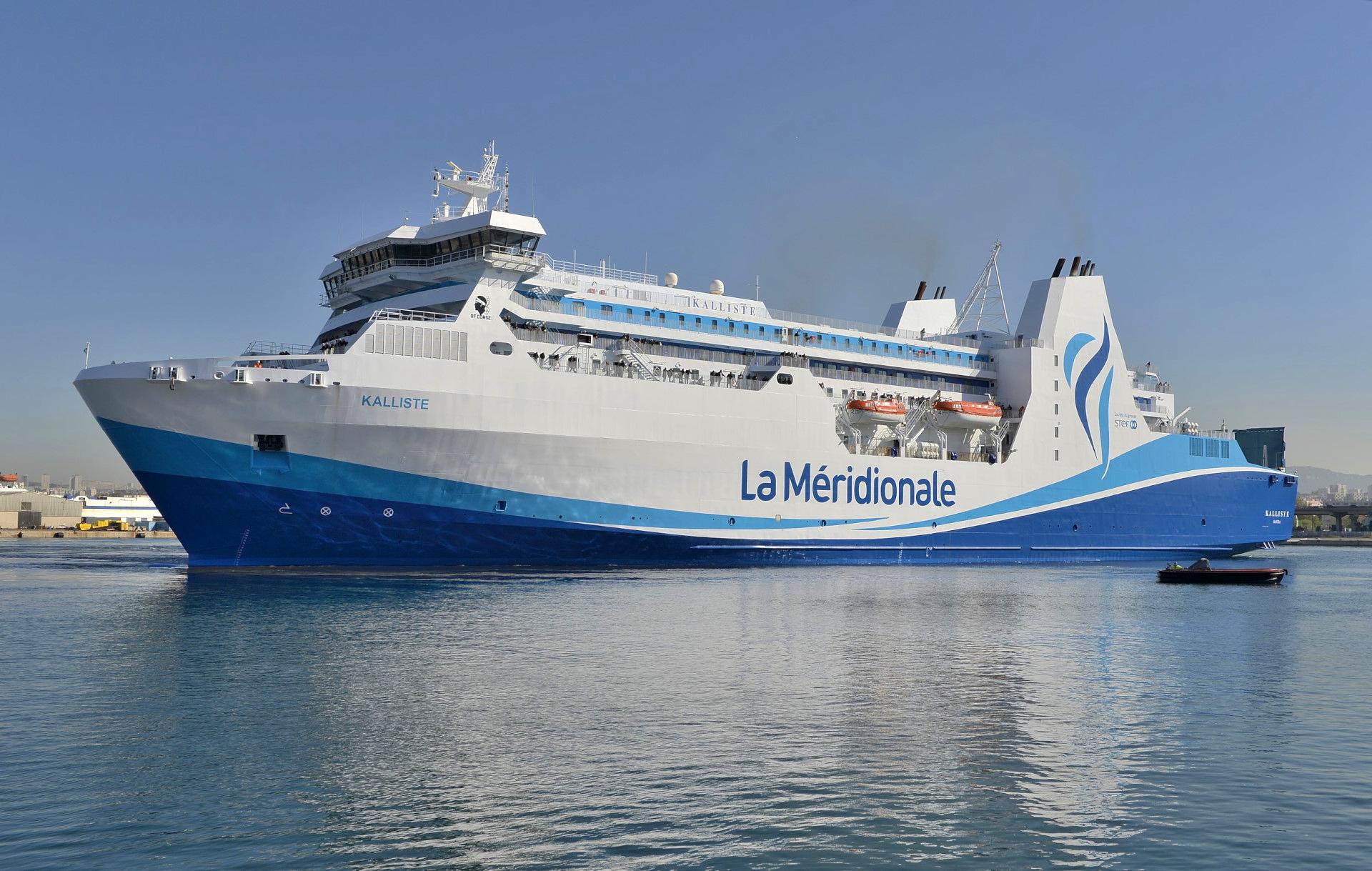 Marseille-Tanger Med : Le navire de la Méridionale attendu ce jour à 15h n'accostera que demain