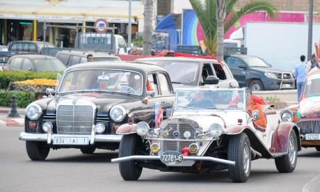La Fédération africaine des véhicules anciens voit le jour