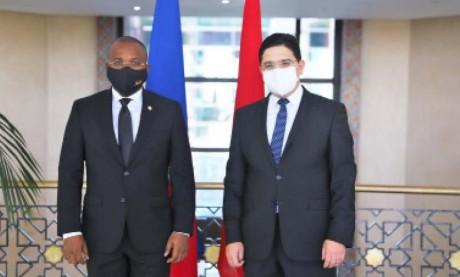 La République d'Haïti réitère son soutien à l'intégrité territoriale du Royaume