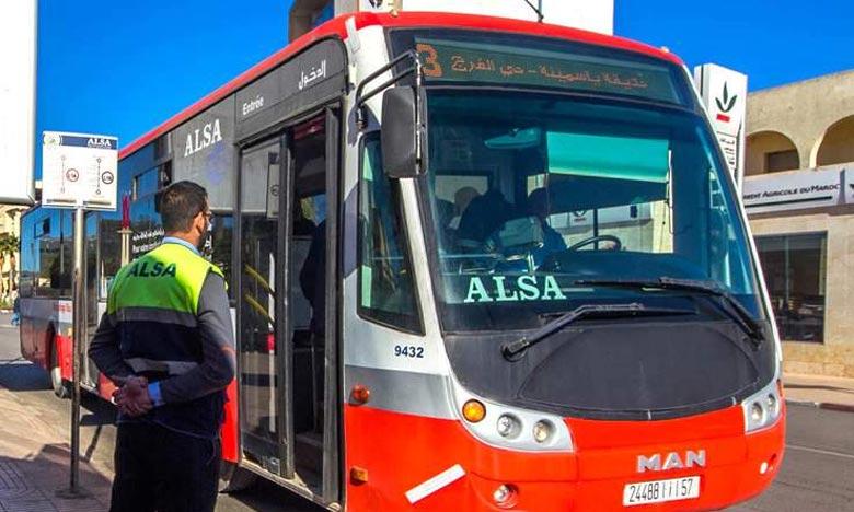 """Casablanca: Les nouveaux bus déployés """"au plus tard fin février"""""""