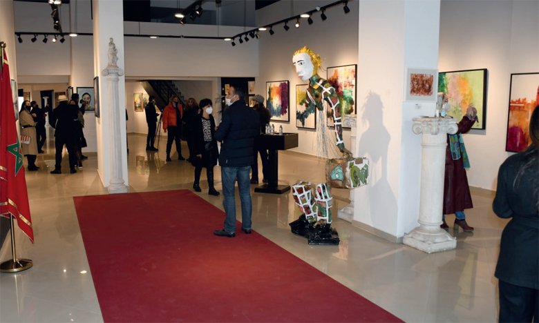 La galerie Living4Art présente l'exposition «Reflet»