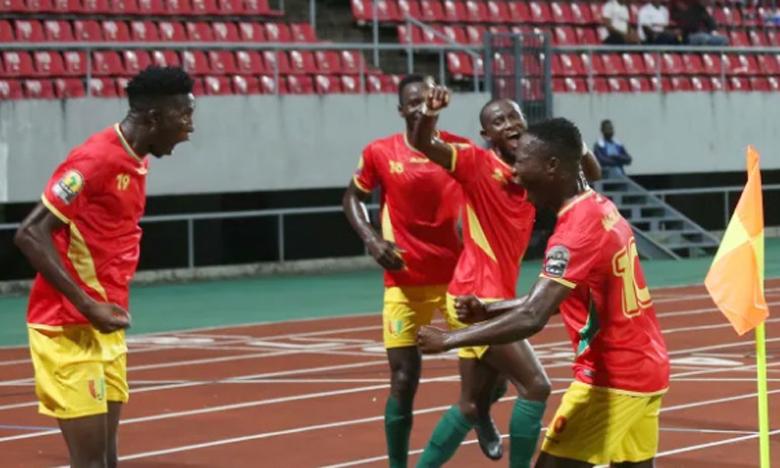 Après son large succès (3-0) contre la Namibie, le Syli national se place désormais parmi les prétendants au titre de cette édition.