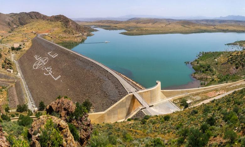 Barrages : Le taux de remplissage atteint 44,4%