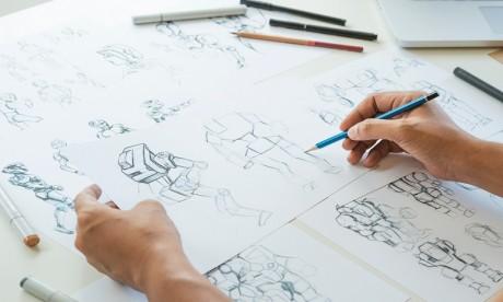 Film d'animation: Appel à candidature pour une résidence d'écriture à Meknès