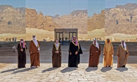 """Les pays du Golfe ont signé un accord de """"solidarité et de stabilité"""""""