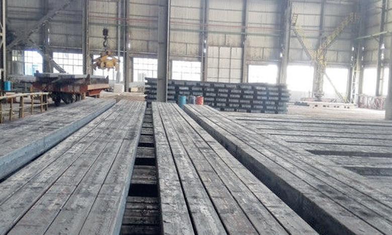 Selon l'ANP, 1,27 million de tonnes de produits sidérurgiques ont transité par les ports du Maroc en octobre dernier.