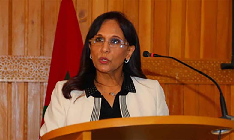 Amina Bouayach