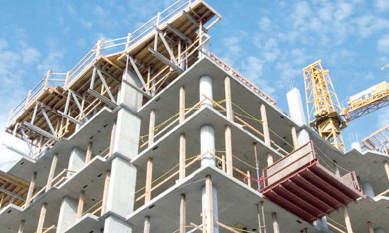 BTP: Les ventes de ciment enregistrent un repli de 10% des ventes en 2020