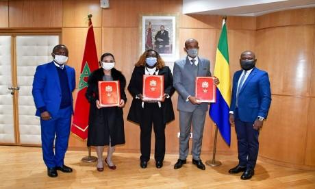 L'OFPPT améliore l'employabilité des jeunes au Gabon