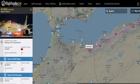 AT3085, ce vol qui fera date dans l'histoire du Maroc