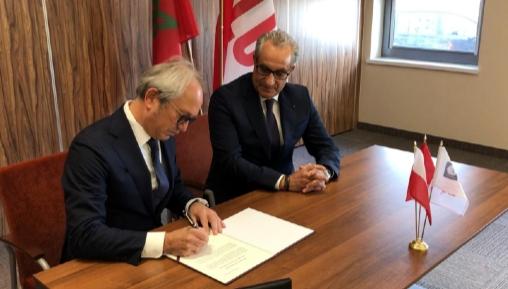 Éclairage public : LUG signe une déclaration d'intention d'investissement dans les provinces du Sud