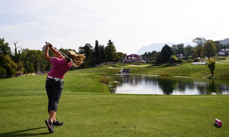 Le montant des bourses des épreuves du circuit féminin professionnel de golf (LPGA) à un niveau record en 2021. Ph : AFP