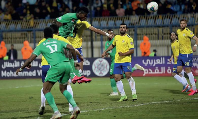 Le match aller en Égypte s'était soldé par une courte victoire du club Ismaïly (1-0).