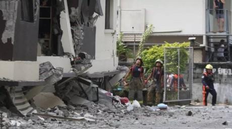 Séisme de magnitude 7 au sud des Philippines
