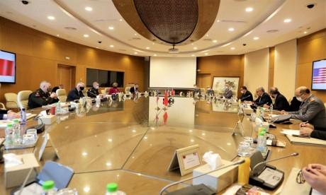 Coopération militaire: réunion à Rabat du Comité consultatif de défense maroco-américain