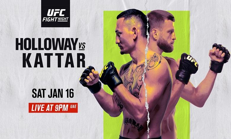 Partenariat entre StarzPlay et Abu Dhabi Media pour une diffusion en direct de l'UFC Arabia