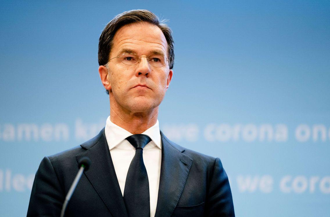 Le premier ministre néerlandais, Mark Rutte. Ph : DR