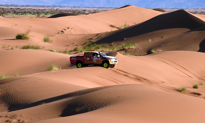 Covid-19: La 30e édition du Rallye Aïcha des Gazelles reportée
