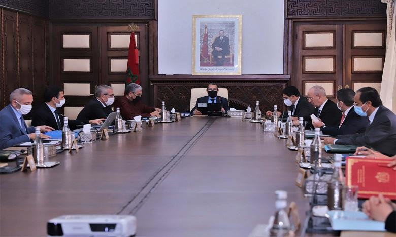 L'Exécutif approuve le projet de décret relatif à Commission nationale des signes distinctifs