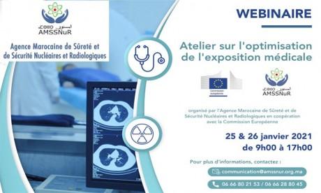 Optimisation de l'exposition médicale : AMSSNuR  lance le débat