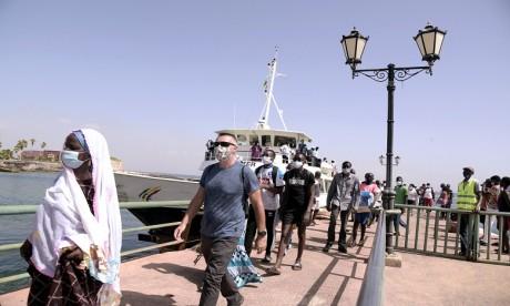 Virus: le variant britannique fait son apparition au Sénégal