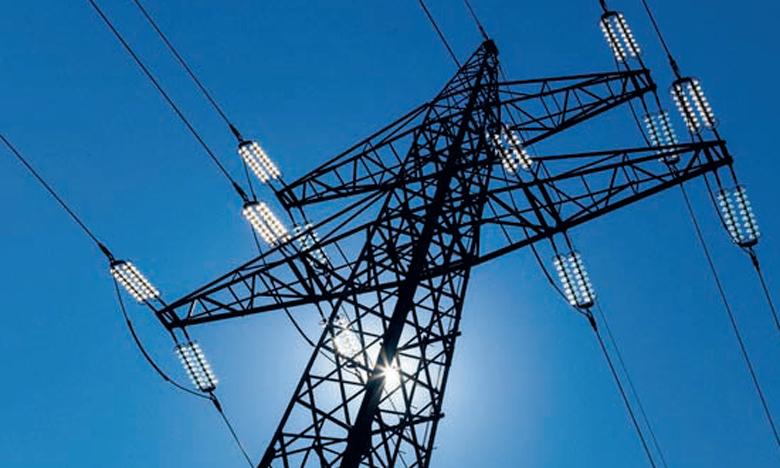 La demande sur l'énergie électrique s'est appréciée en moyenne de 1,3% entre le 1er juillet et le 20 décembre 2020 par rapport à la même période de 2019.