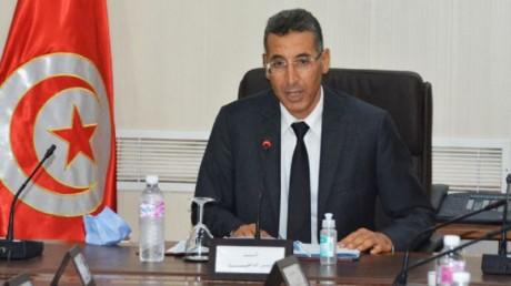Limogeage du ministre tunisien de l'Intérieur