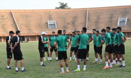 Chan 2021 :  Les joueurs locaux entreront en stage à Maamora