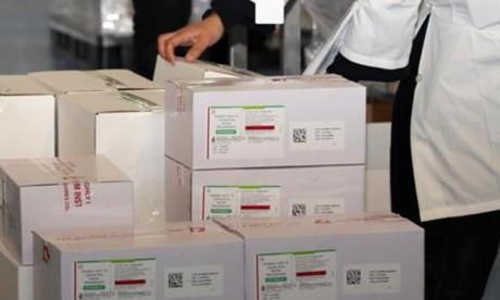 La région de l'Oriental reçoit son premier lot du vaccin anti-Covid-19