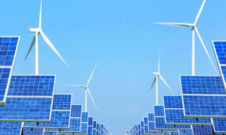 Paradoxalement, la transition vers une économie sobre en carbone ne suit pas l'essor des énergies renouvelables .Ph. DR