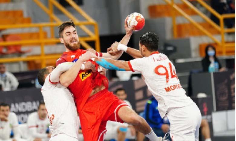 Les joueurs marocains ont encore une fois manqué de fraîcheur lors du match contre l'Autriche.