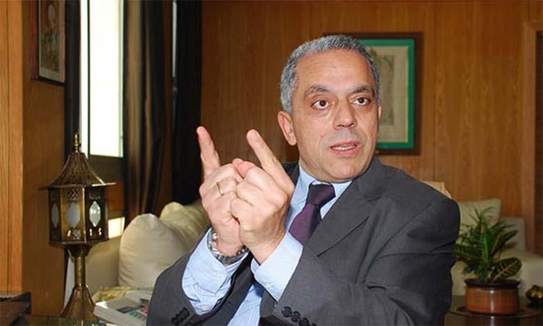 Pr Abdellatif Maâzouz, ancien ministre, président de l'Alliance des économistes istiqlaliens.
